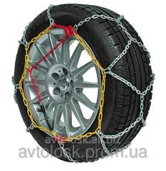 Antisliding chains for KN40 wheels