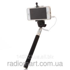 Monopod for a selfie of Monopod Selfie AUX Z07-5S