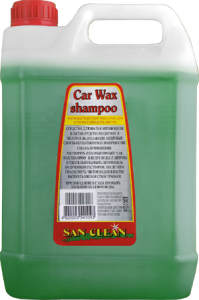 Car shamp