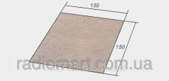 Mica for a microwave, a protective mica plate