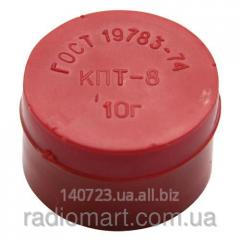 Heat-conducting KPT-8 paste of 10 g of-60/+180 °C