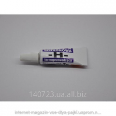 Heat-conducting paste on H 7 g silicone