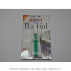 Heat-conducting glue Radial of-60 +300 °C