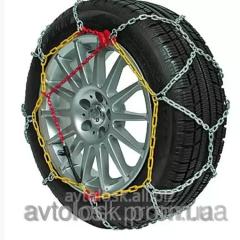 Antisliding chains for KN 70 wheels