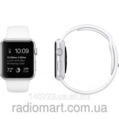 Hours of Apple Watch Sport 42mm Silver Aluminum