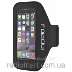 Cover on a hand of Incipio Performance Armband for