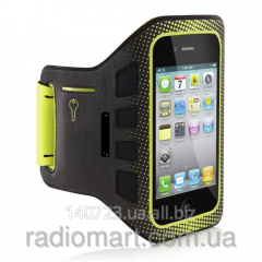 Cover holder on a hand of Armband Easy Fit Sport