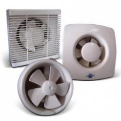 APB 15-3-I axial exhaust window (fortochny) fan