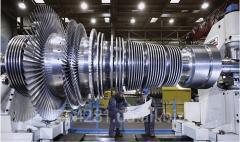 Чертежи паровых , газовых турбин , теплообменного