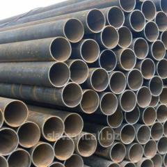 Труба стальная электросварная водогазопроводная Ду 15х2.5-3.2
