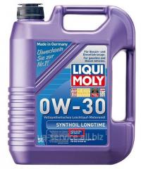 Моторное масло LIQUI MOLY SAE 0W-30LEICHTLAUF
