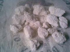 Magnesium carbonate.