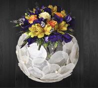 Композиции цветочные для свадебного стола в