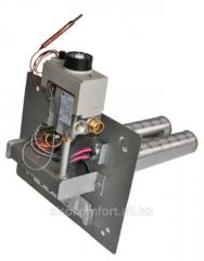 Device gas burner UGG Heatline type