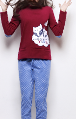 Pajamas female TM Gisela ar.21166