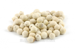 Pepper white peas