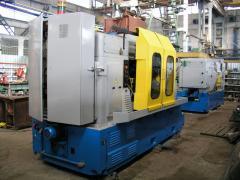 Шестишпиндельный токарный автомат 1Б240-6К