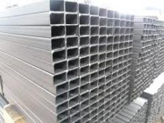 Pipes profile electrowelded rectangular (GOST
