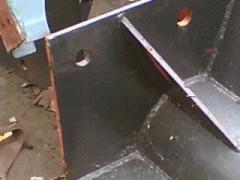 Трубні конструкції  нержавіючі від D 350мм до D