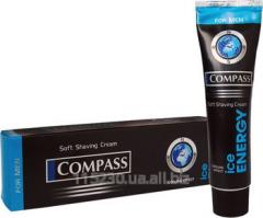 Compass Ice Energy shaving cream