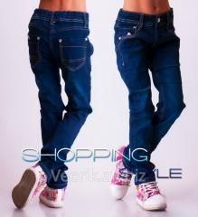 Детские джинсы 4933