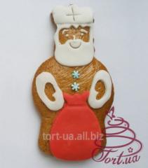 Honey gingerbread Nikolaychik