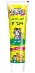 Cream Children's Multi-Pulti camomile, 45 ml