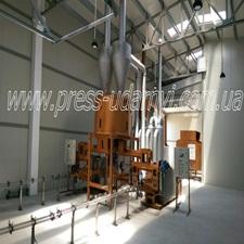 Пресс брикетировочный ПБУ-060-400 производите