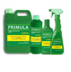 Detergent on the basis of orange oil Limonene
