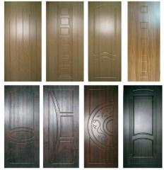 Mdf overlays for doors