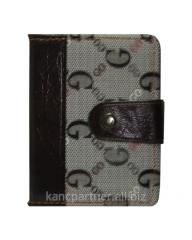 Блокнот-алфавитка 70321-90К кнопка,ручка