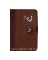 Блокнот-алфавитка 5911-*990К кнопка,ручка