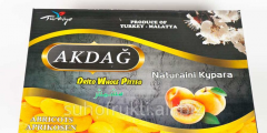 Dried apricots of Akdag Industrial 5 of kg