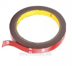 Bilateral adhesive tape of 3M 2 m, 30 mm