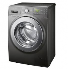 Means for cleaning of washing machines of