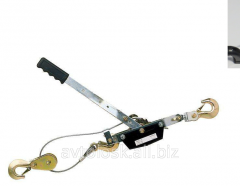 The winch Lever Loading capacity is 2 t the Code: