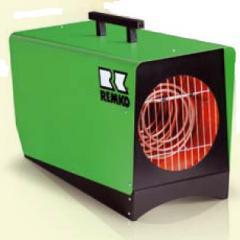 Fan heater electric ELT 9-6 REMKO, REMKO heat gun,