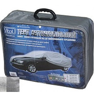 Awning automobile CC13401 XL PEVA+PP Catton gray