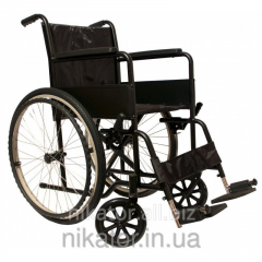 Standard carriage of OSD Economy spnevmatichesky back wheels