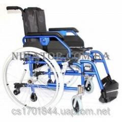 The facilitated wheelchair of OSD LIGHT III
