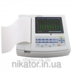 12 channel Heaco ECG1201 electrocardiograph