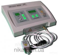 Apparatus for laser irradiation of blood Matrix-IV