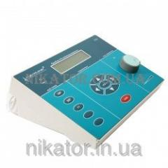 Device of a low-frequency electrotherapy FT