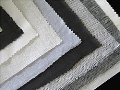 Fabrics for the shoe industry
