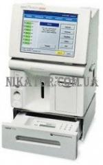 Analyzer of blood gases and GEM Premier 3000