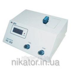 Digital gemoglobinometr Apel HG-202
