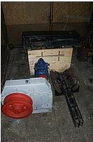 Толкатель канатный откатный ТКО 16-80
