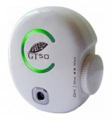 Purifications of air in house conditions of GT50