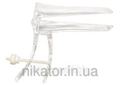 Зеркало гинекологическое с винтовой фиксацией