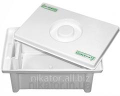 Емкость-контейнер для дезинфекции мединструментов Еламед ЕДПО-5-01